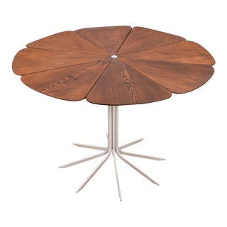 Early Rare Richard Schultz Petal Dining Table For Sale
