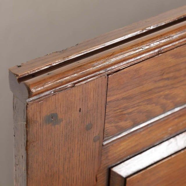 Late 19th Century 19th Century French Gothic Revival Period Church Pew or Hall Bench For Sale - Image 5 of 13