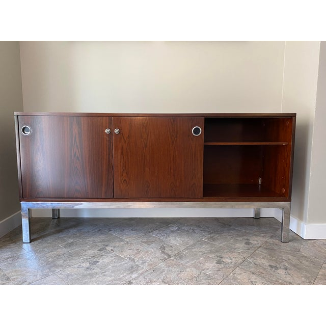 Vintage Console, From Italma Furniture Company, Designed by Jean Gillon, For Sale - Image 13 of 13