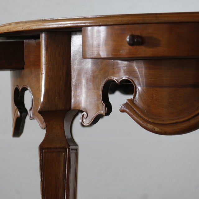 Chippendale Mexican Chippendale Console Table For Sale - Image 3 of 7