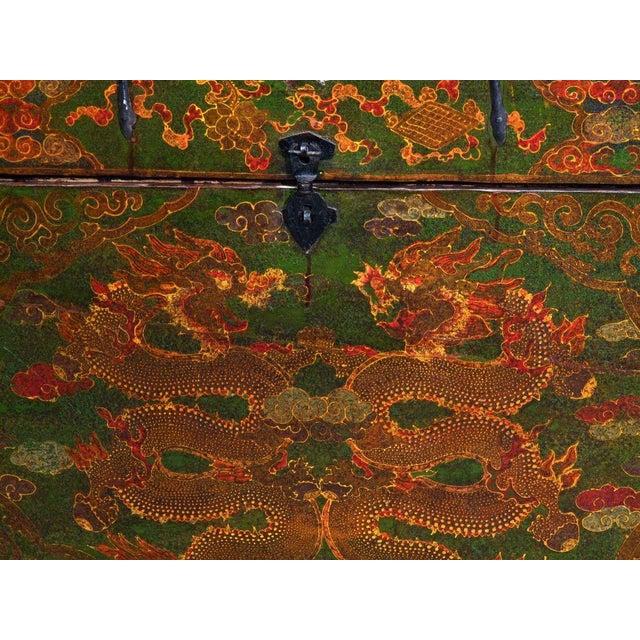 A Tibetan Trunk - Image 5 of 5