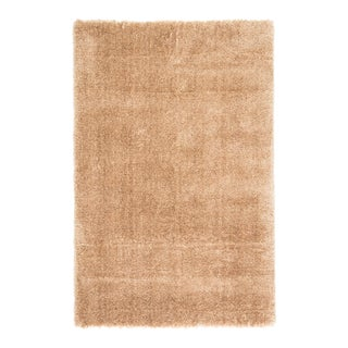 Jaipur Living Katya Tan Area Rug - 5′ × 8′ For Sale