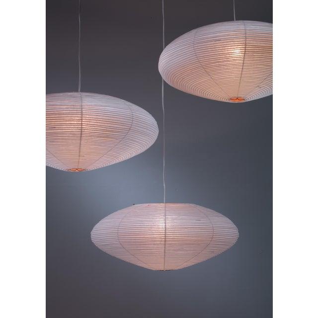 noguchi modernist lamp life lights improvised living room nakashima shade cheap light paper lr esque