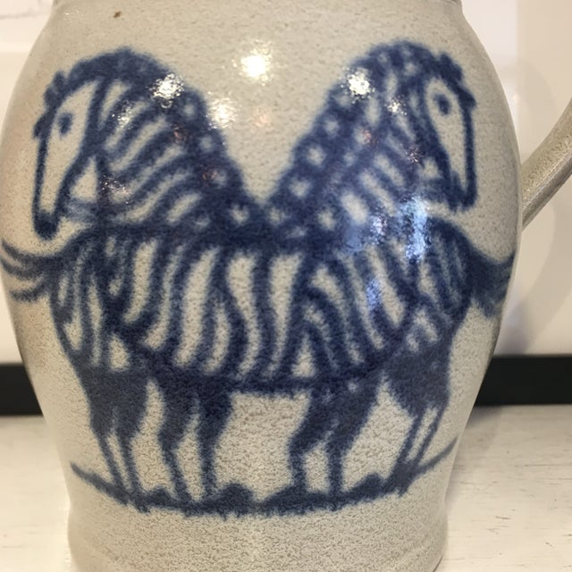 1980s Prestige Place Museum of American Folk Art Pottery For Sale - Image 5 of 13