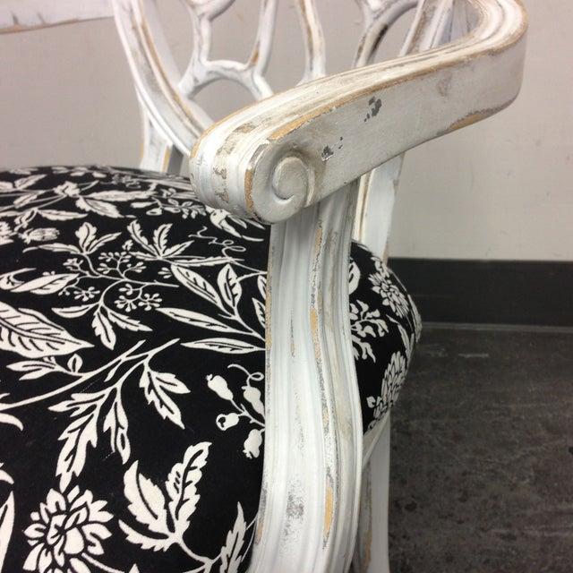 John Widdicomb Medallion Arm Chair - Image 9 of 10