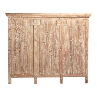 Reclaimed Wood Headboard Eastern King
