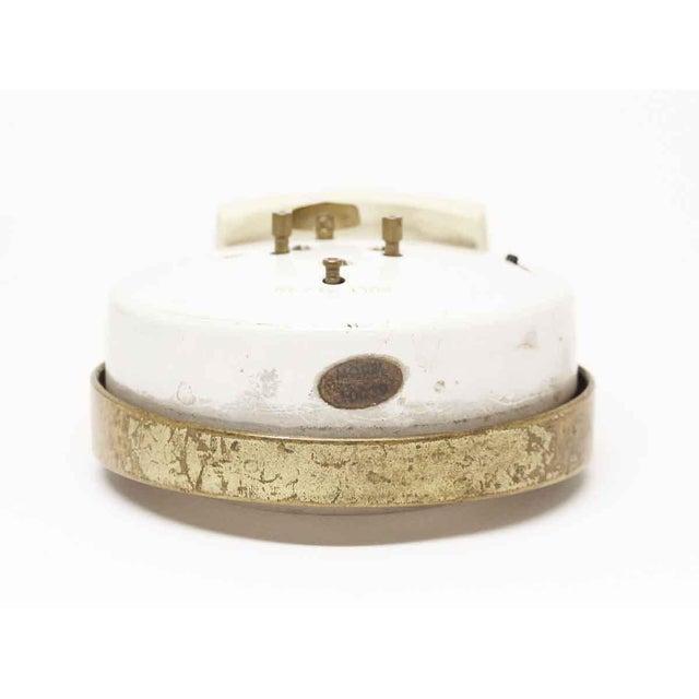 Westclox Big Ben Plastic & Brass Alarm Clock For Sale - Image 5 of 11