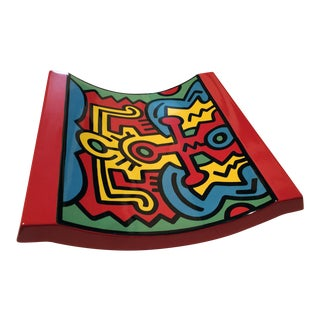 No. 2 Spirit of Art, New York Soho Centerpiece by Keith Haring For Sale