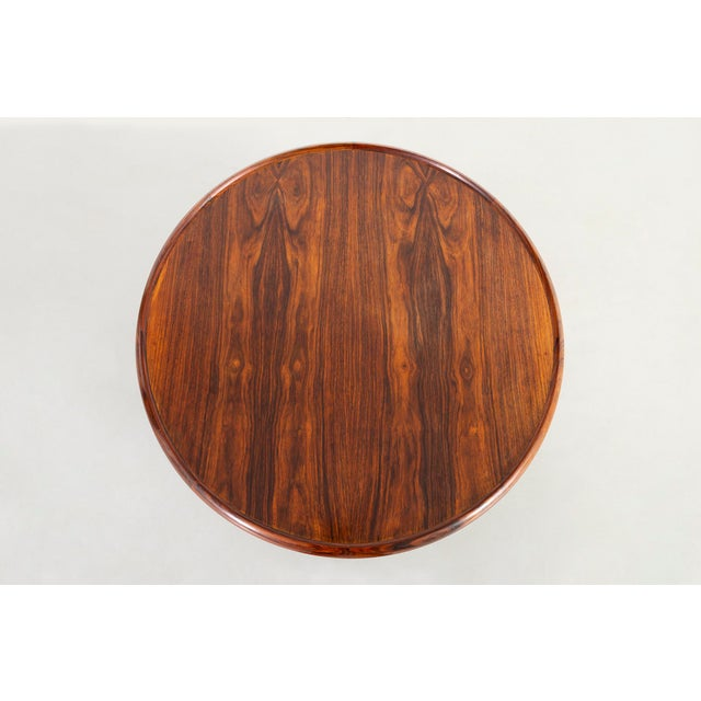 Mid-Century Modern Kurt Ostervig Mid-Century Modern Rosewood Coffee Table For Sale - Image 3 of 8