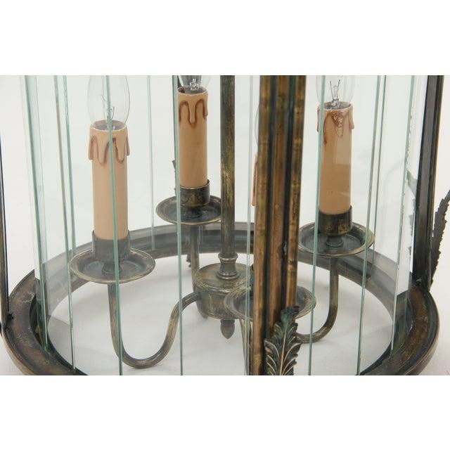 Art Nouveau Lanterns - A Pair - Image 5 of 8