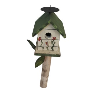 Tree House Design Candle Holder For Sale