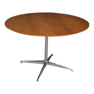 Mid-Century Modern Dining Table Attr Fritz Hansen For Sale