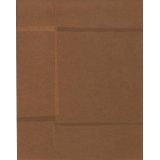 Sample, Maya Romanoff Precious Metals II Type II Vinyl - Vinyl Wallcovering For Sale