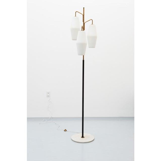 Elegant Floor Lamp by Stilnovo, Italy, 1960s For Sale - Image 9 of 9