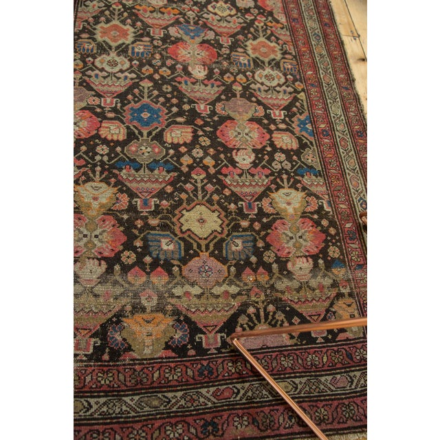 "Antique Malayer Rug - 3'7"" x 6'6"" For Sale - Image 10 of 10"