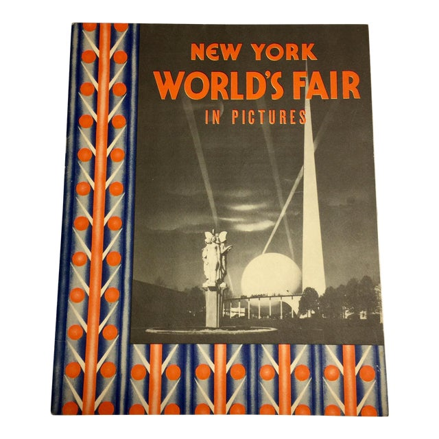 1939 New York World's Fair in Pictures Book For Sale