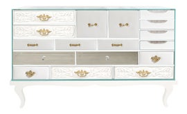 Image of Fabric Credenzas and Sideboards