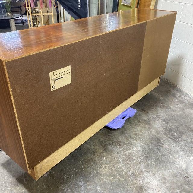 1960s Diekwisch German Veneer Sideboard For Sale - Image 4 of 13
