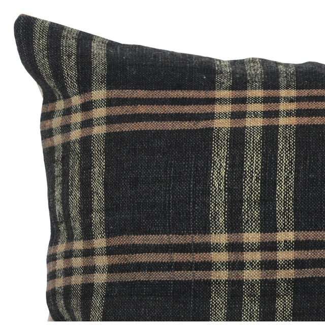 Americana Vintage Ralph Lauren-Style Pillows - a Pair For Sale - Image 3 of 5