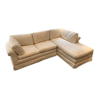 Sherrill Off-White Sectional For Sale
