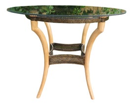 Image of Hollywood Regency Side Tables