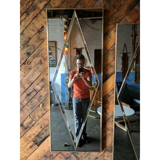 Hollywood Regency Vintage Mirror - Image 6 of 6