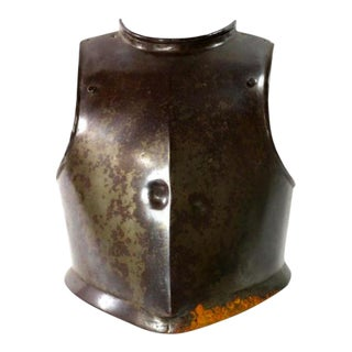 1600s Historic English Armor Duplex Cavalry Breastplate