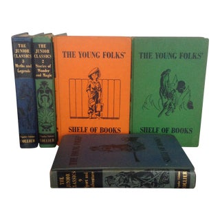 Mid-Century Children's Book Collection - Set of 5 For Sale