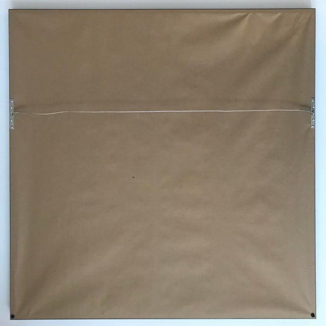 1975 Chris Smith Framed Silkscreen Set of 10 For Sale - Image 12 of 12