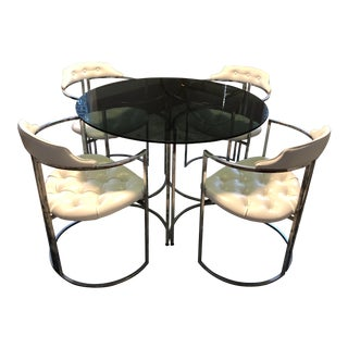 1950s Contemporary Exceptional Daystrom Dining Set - 5 Pieces For Sale