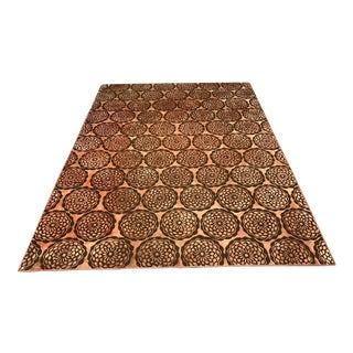 "Galbraith & Paul Wool & Silk Area Rug - 13'8"" X 9'7"""