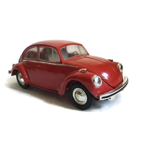 Vintage 1970's Volkswagen Bug Liquor Decanter Retro Barware - Image 3 of 7