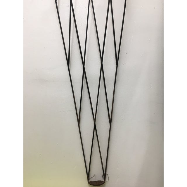 Mid-Century Modern 1950s Mid-Century Modern Wall Sconces - a Pair For Sale - Image 3 of 13