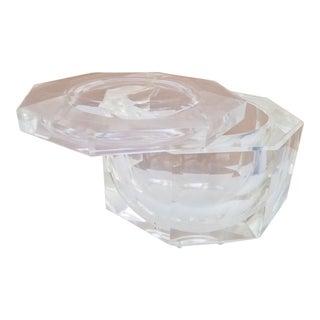 Alexandro Albrizzi Lucite Ice Bucket