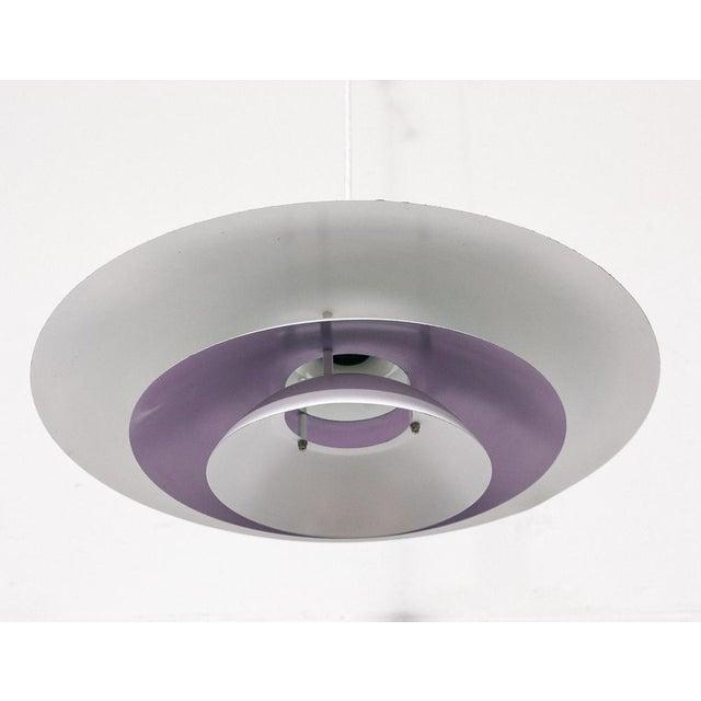 Form Light Danish White/Lilac Pendant Lamp - Image 3 of 6