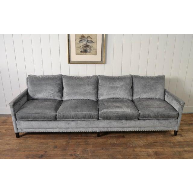 Lee Industries Lee Industries 1935-44 Sofa For Sale - Image 4 of 11