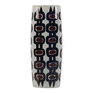 Royal Copenhagen Inge-Lise Koefoed Danish Modern Vase For Sale