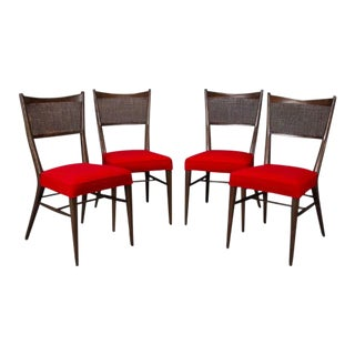 Irwin Collection Dining Chairs by Paul McCobb for Directional- Set of 4 For Sale