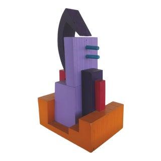 1980s Assemblage Sculpture by Wendy Vanderbilt Lehman For Sale