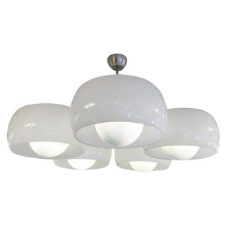 Triclinio Ceiling Light by Magistretti for Artemide For Sale