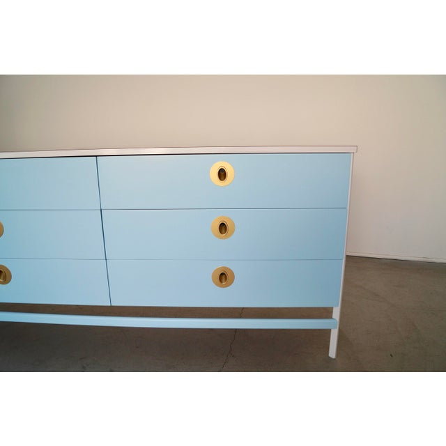 Mid-Century Modern Vista of California Dresser For Sale - Image 10 of 13
