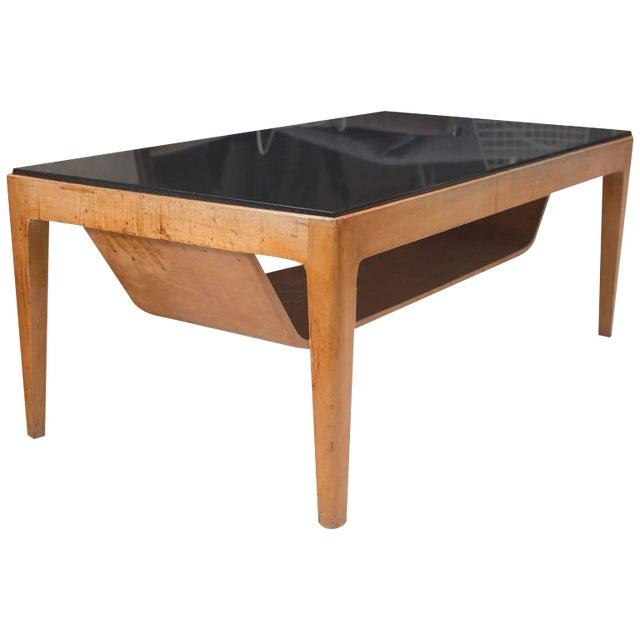 Italian Granite Top Coffee Table Chairish