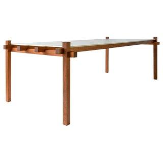 Carrier Neolith Ceramic Table, Jesse Visser For Sale