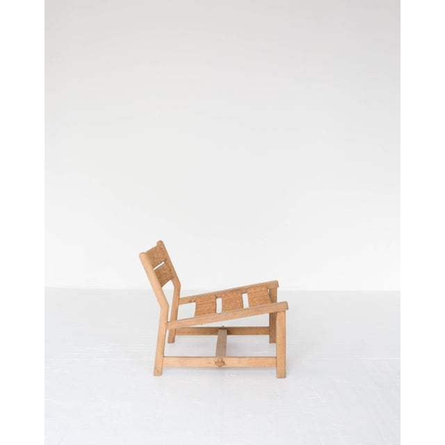 Mid-Century Modern Weekend Chair by Pierre Gautier-Delaye For Sale - Image 3 of 5