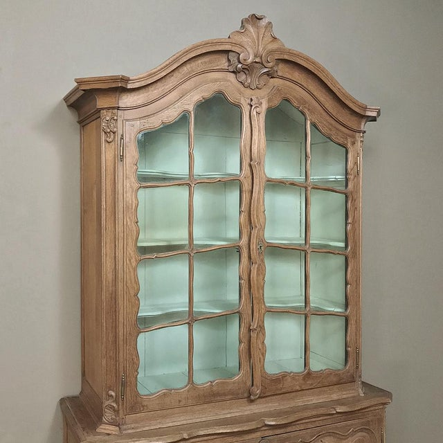 Italian 19th Century Italian Tuscan Bookcase For Sale - Image 3 of 13