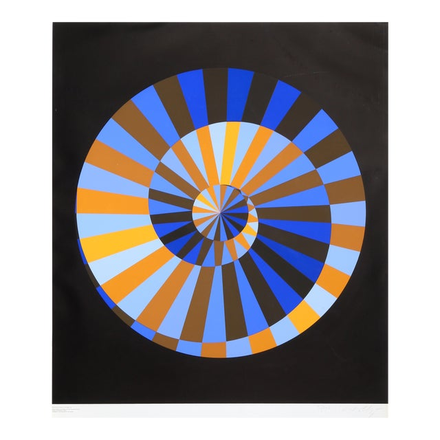 Munich Olympics by Victor Vasarely For Sale