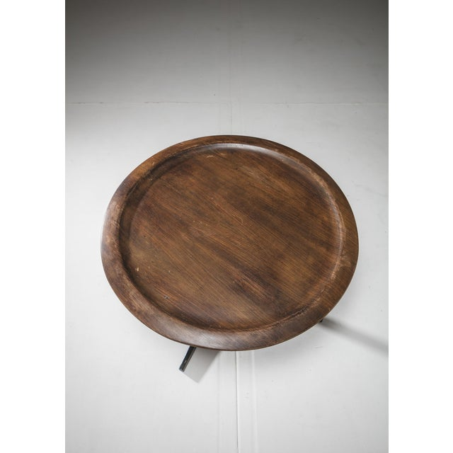 1950s Side Table by Gianni Moscatelli for Forma Nova For Sale - Image 5 of 10