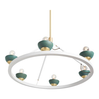 Pax Lighting Roseland Ceiling Fixture For Sale