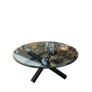 Michael Dawkins Trois Round Dining Table For Sale