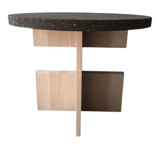 Cork Top Table by Half Halt For Sale